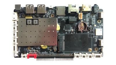 PX30安卓解码驱动一体板