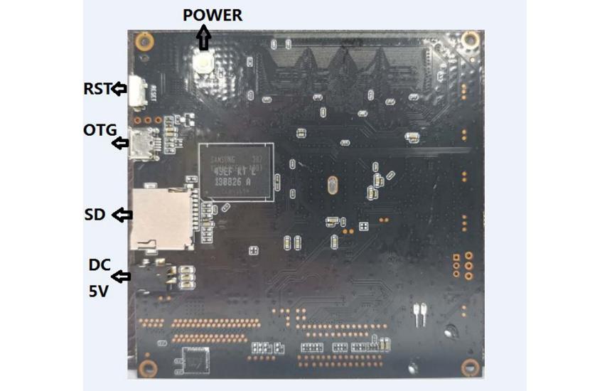 安卓解码驱动一体板RD398E