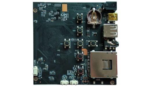 RK3326安卓解码驱动一体板