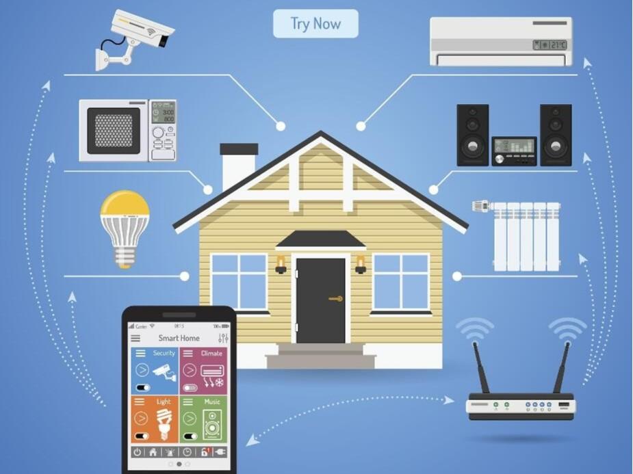 智能家居和物联网将迎来爆发式增长