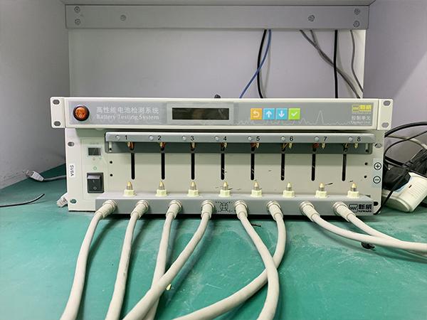 高性能电池检测系统-泽迪