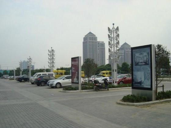 LED广告机应用层面呈现多面性发展