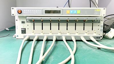 泽迪-高性能电池检测系统