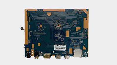 RK3368安卓解码驱动一体板