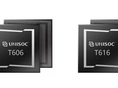 展锐新一代4G芯片平台T616和T606,来了!