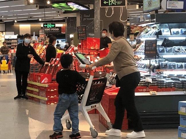 超市是如何向智能购物车要流量,要效率的?
