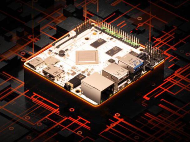 搭载瑞芯微RK3568芯片,联想全新系列智能物联新品发布